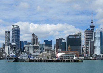 Cours d'anglais général à Auckland
