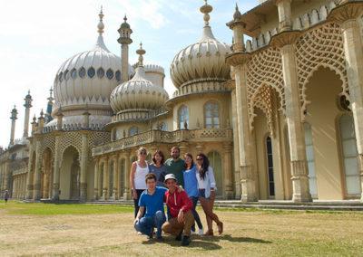Cours d'anglais du tourisme à Brighton