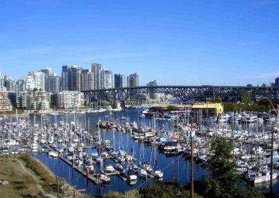 Cours d'anglais général à Vancouver