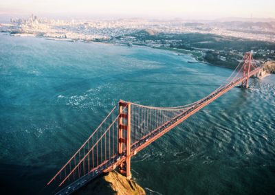 Cours d'anglais général à San Francisco