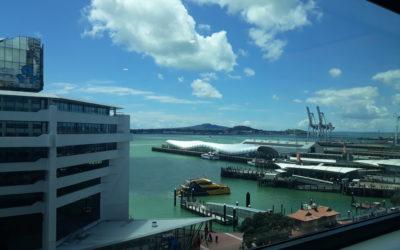 Jour 1 : l'arrivée à Auckland
