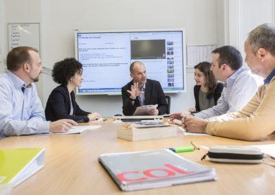 École de Londres, anglais juridique pour professionnels