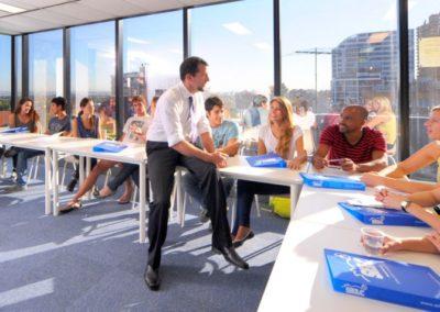 Cours d'anglais général à Sydney
