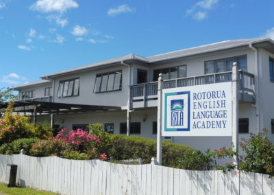 École de Rotorua