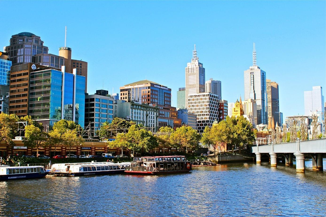 Melbourne plus de 40 rencontres