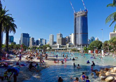 Cours d'anglais général à Brisbane