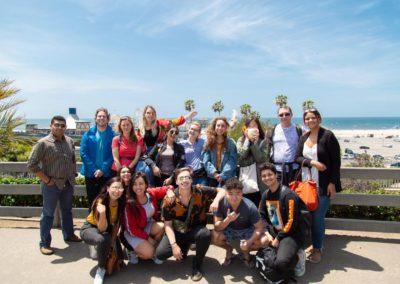 Semestre à Los Angeles, Silicon beach