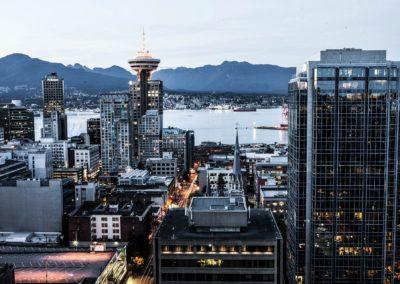 Semestre à Vancouver