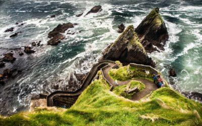 Se former en Irlande