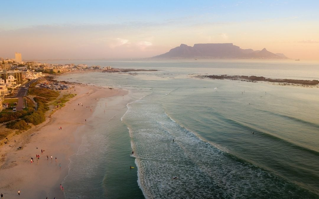 se former en Afrique du sud