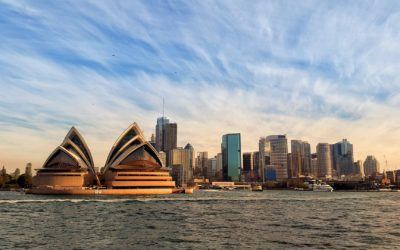 Se former en Australie